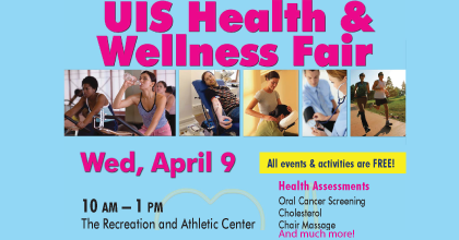 UIS Health & Wellness Fair